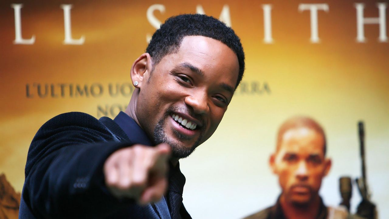 Will Smith  - Bildquelle: AFP