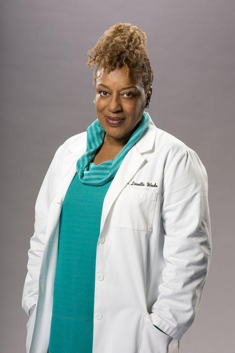 (1. Staffel) - Ist die Gerichtsmedizinerin des NCIS in New Orleans und sie hilft dem Team immer wieder mit ihren hervorragenden medizinischen Kenntn... - Bildquelle: 2014 CBS Broadcasting Inc. All Rights Reserved.