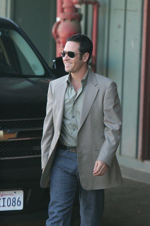 Arbeitet an einem neuen Fall: Don (Rob Morrow) ... - Bildquelle: Paramount Network Television