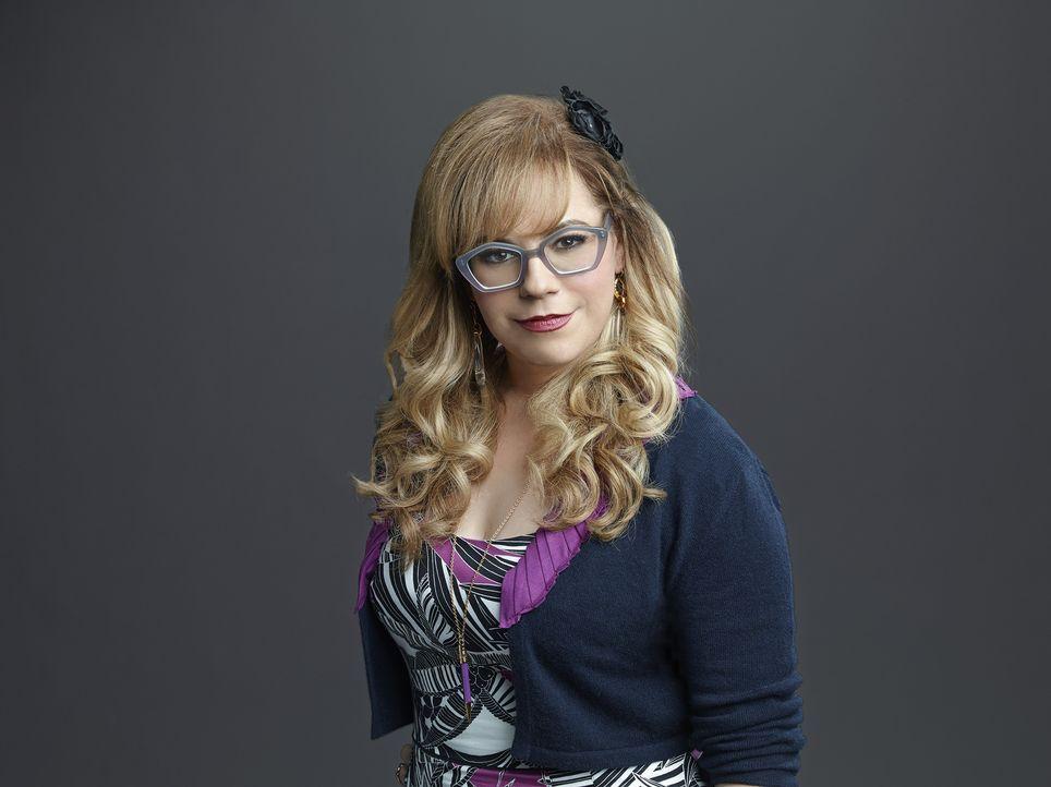 (10. Staffel) - Sie ist die technische Expertin und unterstützt das Team aus dem Hauptquartier in Quantico: Penelope Garcia (Kirsten Vangsness) ... - Bildquelle: Cliff Lipson ABC Studios