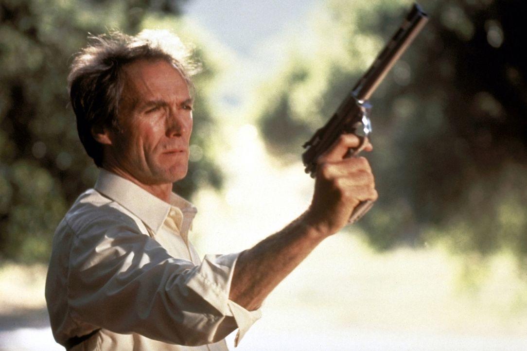 Der Gnadenlose: Inspektor Callahan (Clint Eastwood) ... - Bildquelle: Warner Bros.