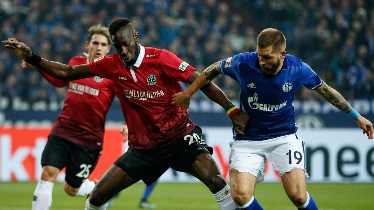 Salif Sane (Zugang FC Schalke 04) - Bildquelle: 2018 Getty Images