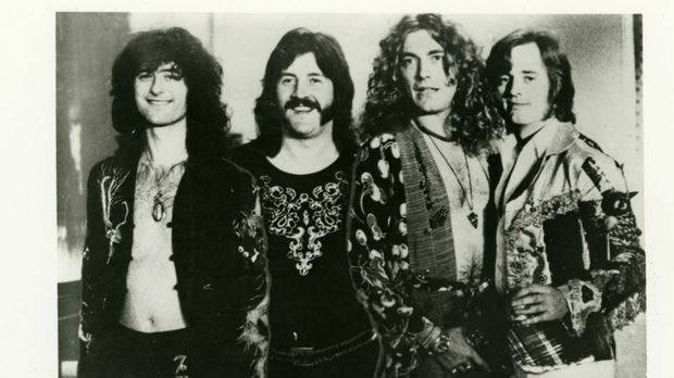 Led Zeppelin 2015