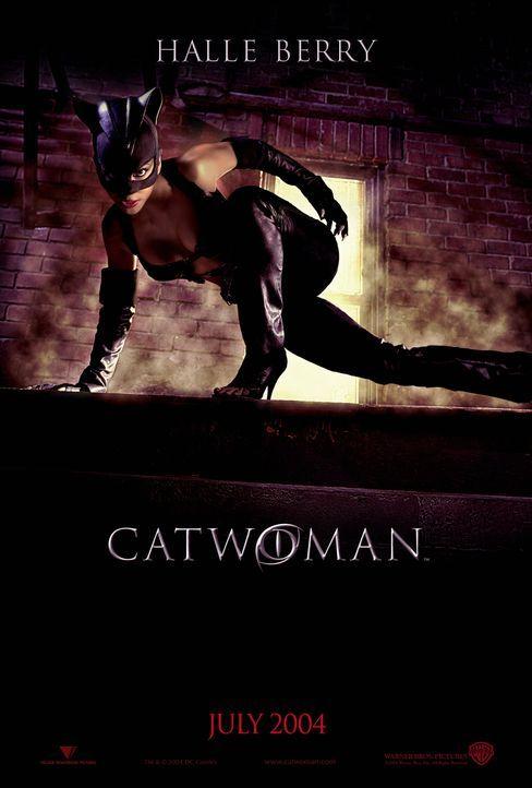 Catwoman - Plakatmotiv - Bildquelle: Warner Bros. Television