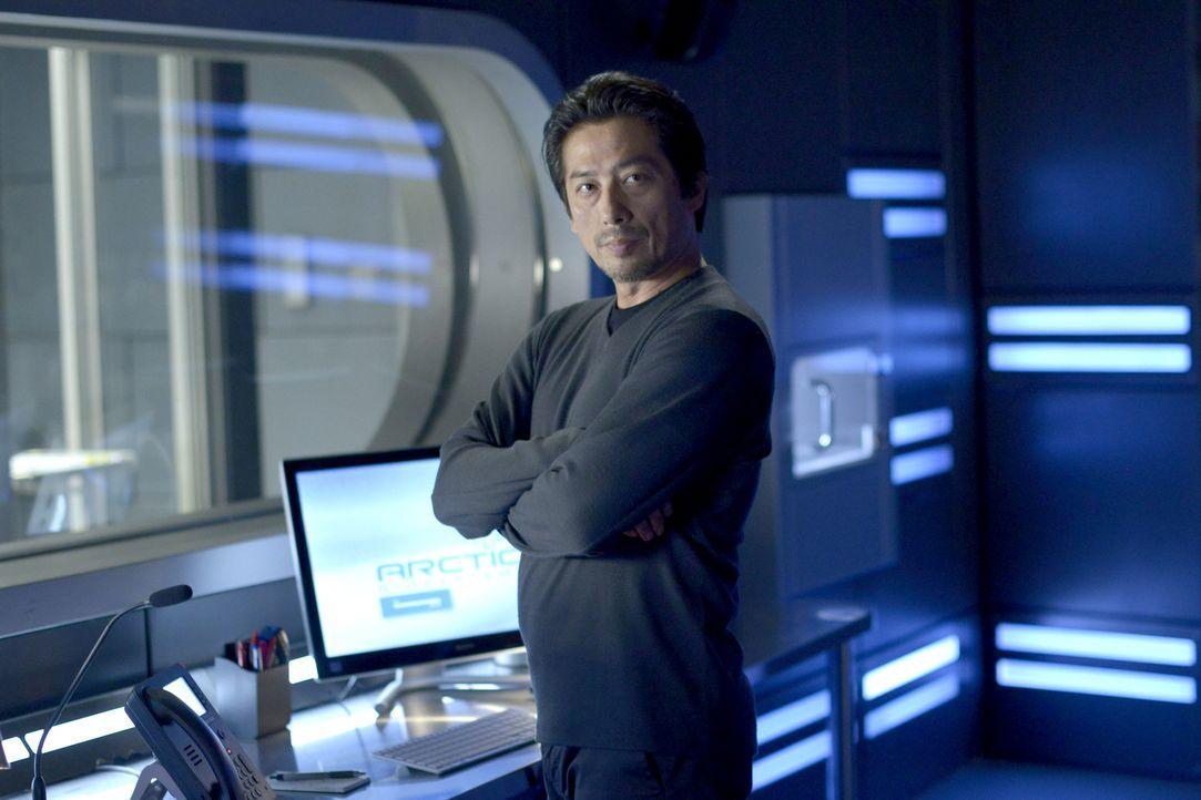 Schreckt auch vor drastischen Maßnahmen nicht zurück: Dr. Hatake (Hiroyuki Sanada) ... - Bildquelle: 2014 Sony Pictures Television Inc. All Rights Reserved.