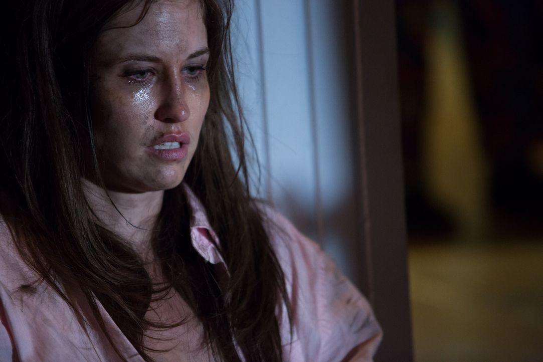 Diese Nacht wird Bridget nie vergessen: Ein Fremder überfällt, vergewaltigt und tötet sie fast ... - Bildquelle: Darren Goldstein Cineflix 2014