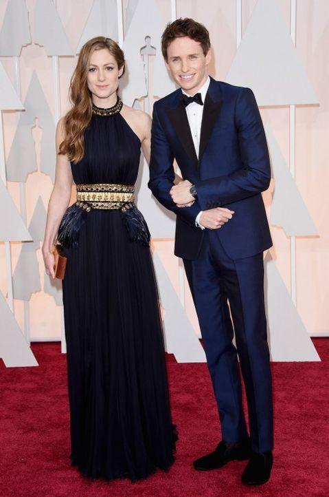 Oscars 2015: Eddie Redmayne - Bildquelle: AFP