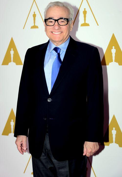Oscars-Luncheon-Martin-Scorsese-14-02-10-AFP - Bildquelle: AFP
