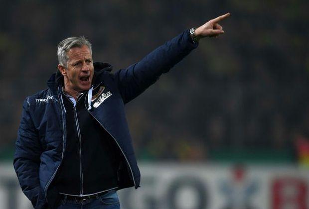 Jens Keller will mit Union Berlin nach oben