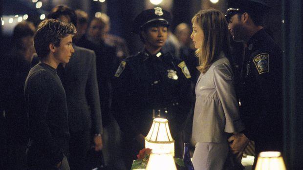 So hatte sich Chris (Jonathan Taylor Thomas, l.) sein erstes Date mit Ally (C...