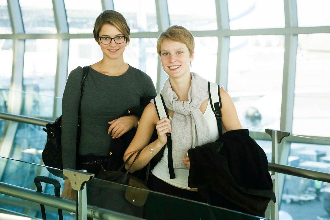 GNTM-Stf11-Epi07-Australien-19-ProSieben-Huebner - Bildquelle: ProSieben