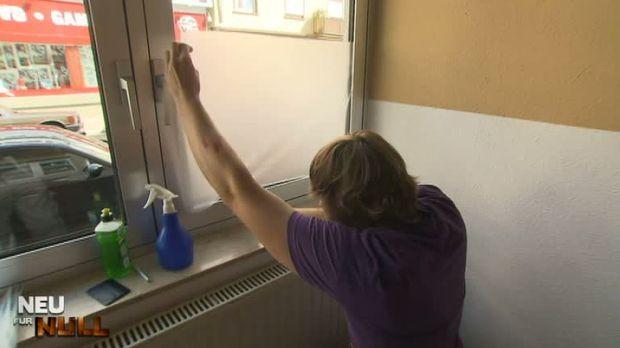 Neu für Null - Video - Wohnprofi-Tipp: Sichtschutz für Fenster - Kabeleins