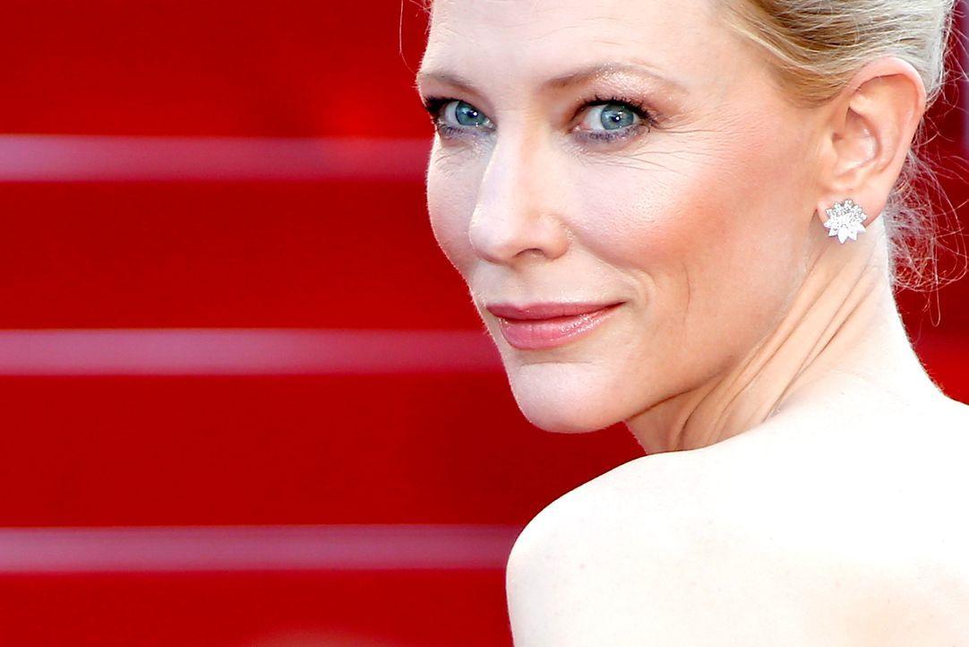 Cannes-Film-Festival-Blanchett-150517-21-dpa - Bildquelle: dpa