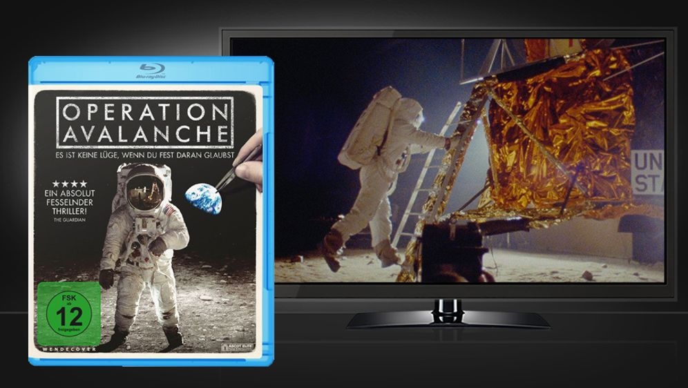 Operation Avalanche (Blu-ray)