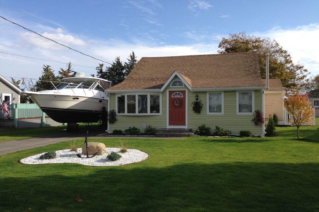 Finden Kristen, Chuck und ihre Kinder in Cape Cod eine Immobilie, die sowohl ihren Vorstellungen entspricht, aber nicht ihr Budget sprengt? - Bildquelle: 2013,HGTV/Scripps Networks, LLC. All Rights Reserved