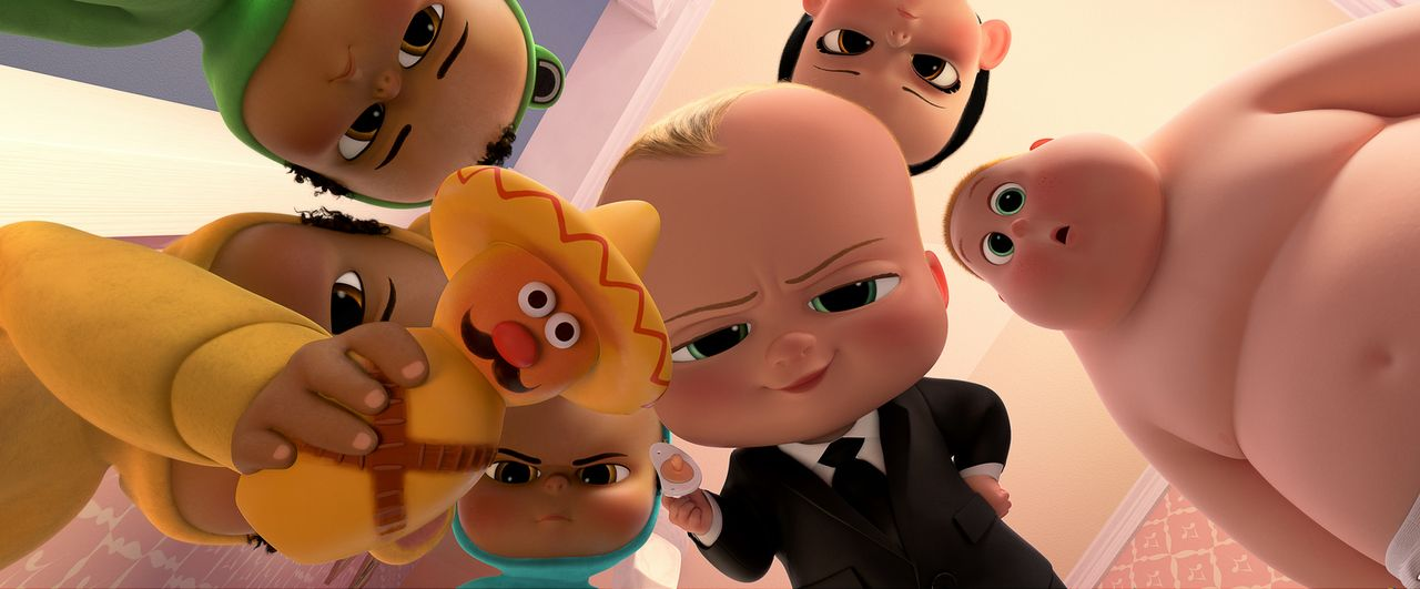 Boss Baby - Bildquelle: 2017 DreamWorks Animation, L.L.C.  All rights reserved.