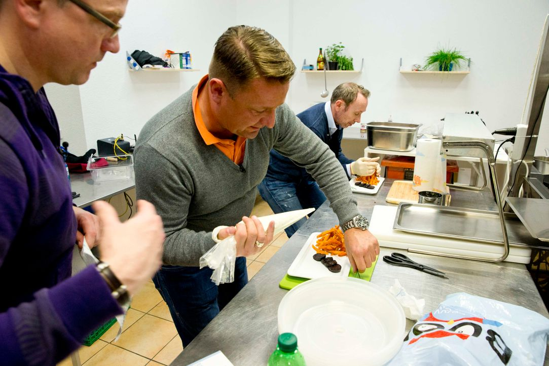 Restaurant Startup Woche 3 - 16 - Bildquelle: kabel eins/Richard Hübner