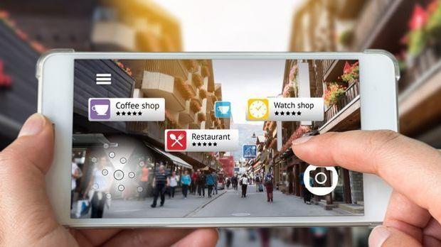 Smartphone-App-Dienste