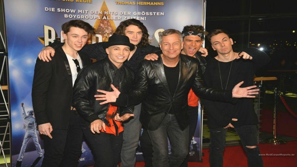 Die Show mit Hits der erfolgreichsten Boybands feiert Premiere