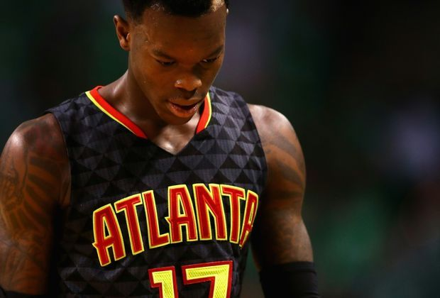 Krise der Hawks hält an: Dennis Schröder