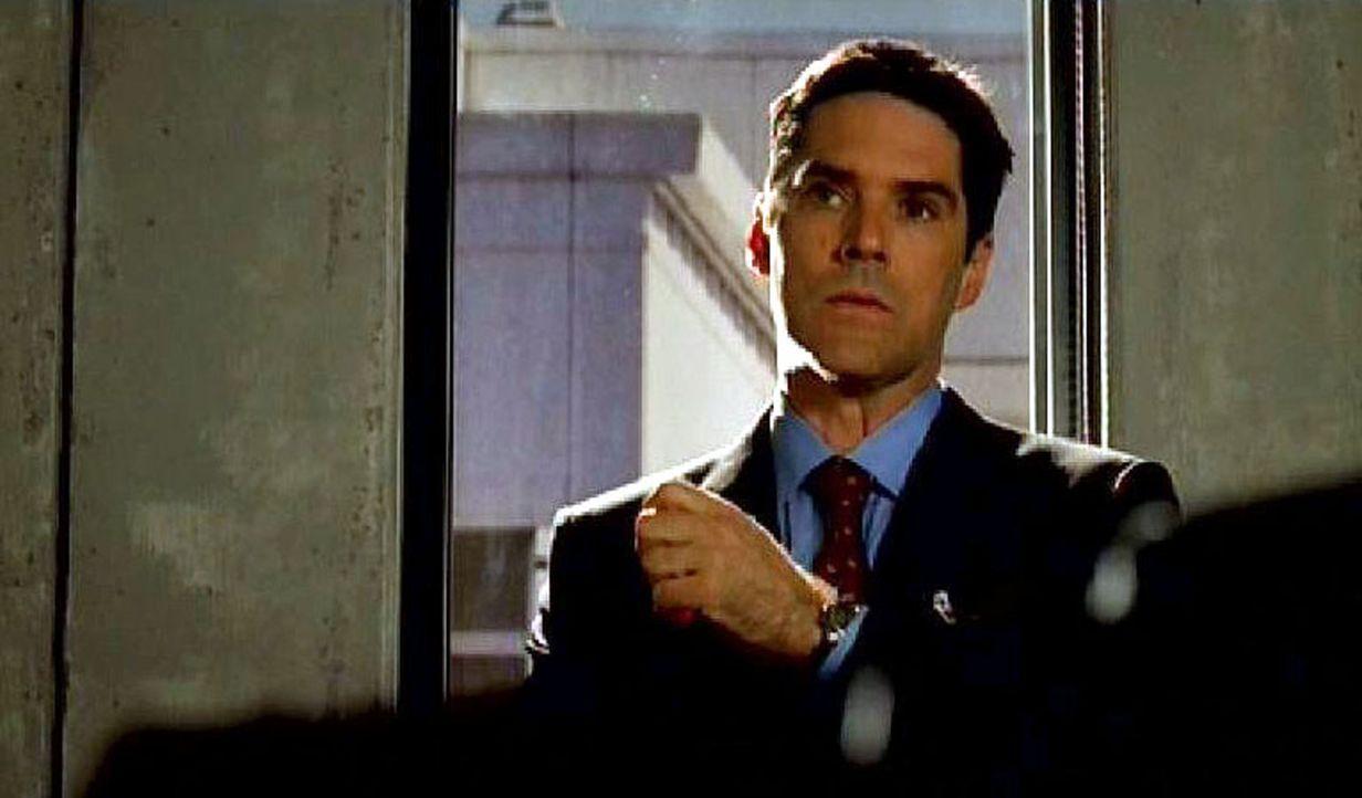 """Aaron """"Hotch"""" Hotchner (Thomas Gibson) braucht einen Tag """"Auszeit"""", um ein Problem in seiner Familie zu klären ... - Bildquelle: Touchstone Television"""