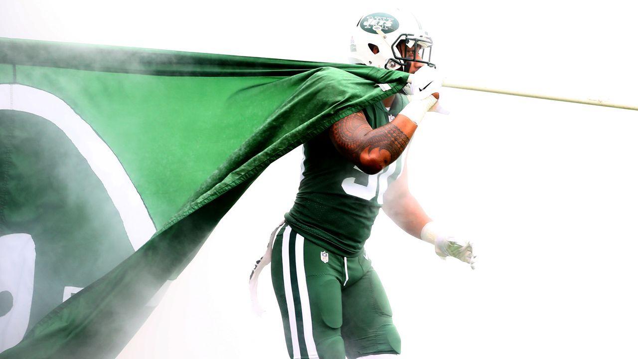 Draft Pick 3: New York Jets - Bildquelle: 2018 Getty Images