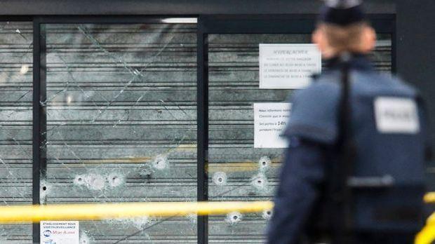 Attentat auf Charlie Hebdo 2015