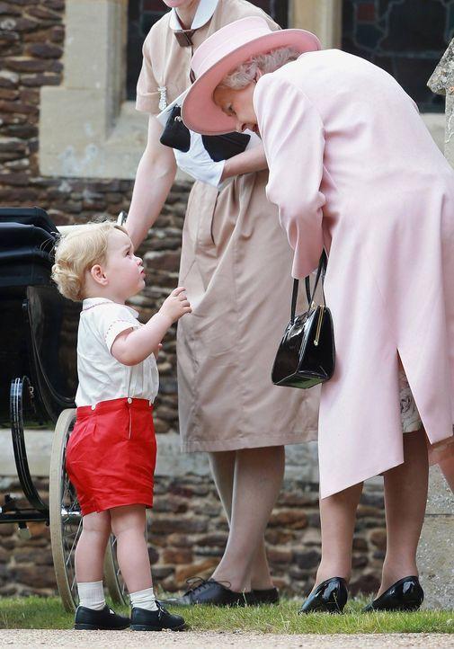 Taufe-Prinzessin-Charlotte-15-07-05-14-AFP - Bildquelle: AFP