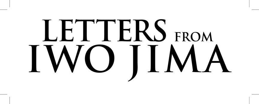 """Letters from Iwo Jima - """"LETTERS FROM IWO JIMA"""" - Logo - Bildquelle..."""