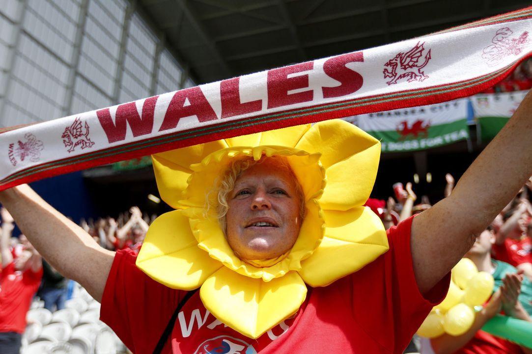 Wales_Flower_PA_81270290 - Bildquelle: DPA / Laurent Dubrule