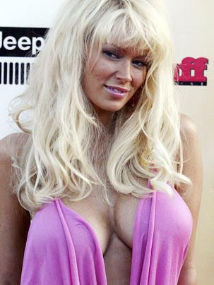 Jenna Jameson - Bildquelle: getty - AFP
