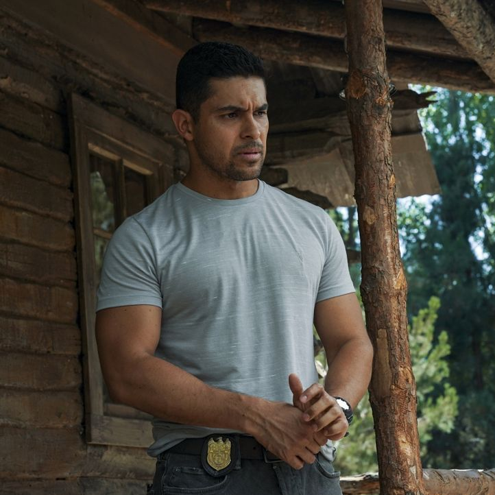 Nick Torres (Wilmer Valderrama) - Bildquelle: Sonja Flemming 2018 CBS Broadcasting, Inc. All Rights Reserved/Sonja Flemming