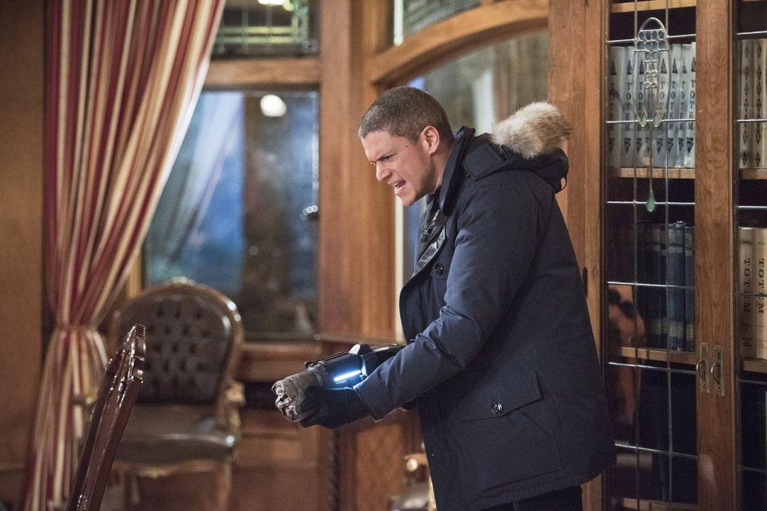 Wird es Leonard Snart alias Captain Cold (Wentworth Miller) gelingen, mit einer gezielten Entführung ganz Central City ins Verderben zu treiben? - Bildquelle: Warner Brothers.