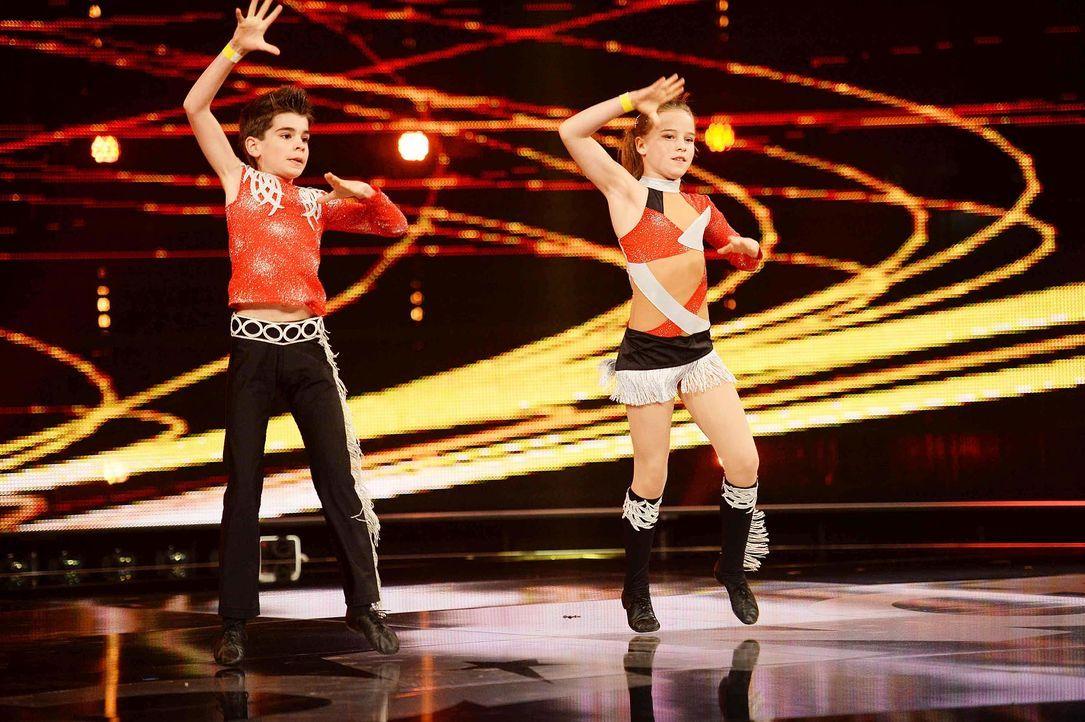 Got-To-Dance-Cecilia-David-05-SAT1-ProSieben-Willi-Weber - Bildquelle: SAT.1/ProSieben/Willi Weber