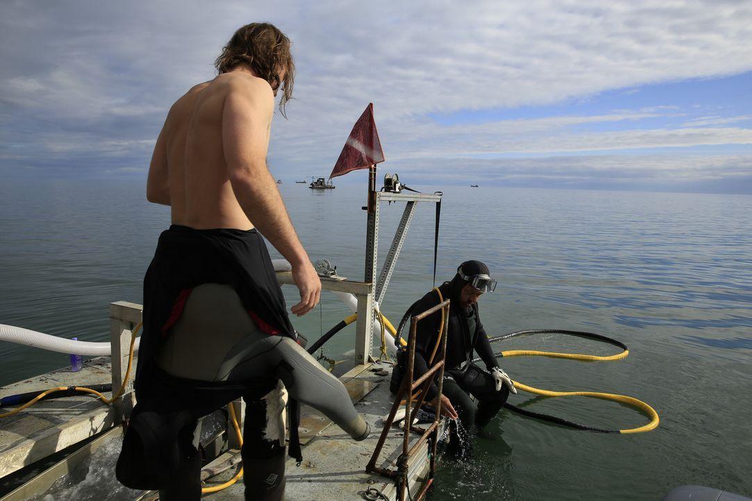 """Ein Traum, zwei Welten: """"Galileo Spezial"""" begleitet Goldsucher in Alaska und der Mongolei ... - Bildquelle: ProSieben"""