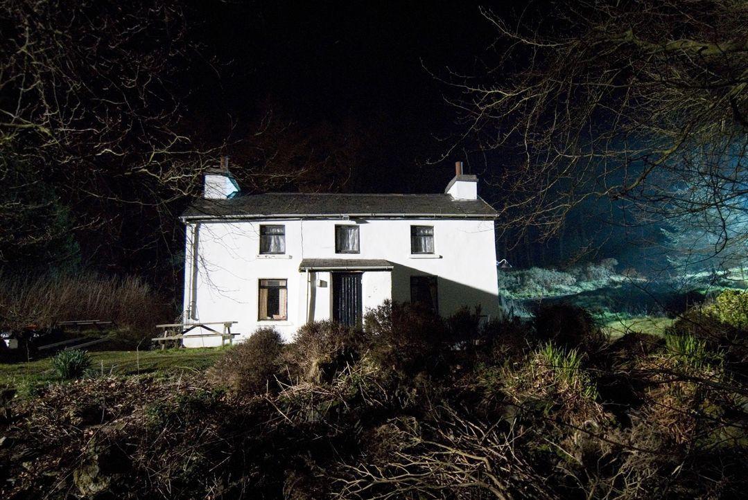 Der Schauplatz für ein geplantes Verbrechen: ein einsames englisches Landhaus ... - Bildquelle: 2008 Steel Mill (Yorkshire) Limited/UK Film Council. All Rights Reserved.