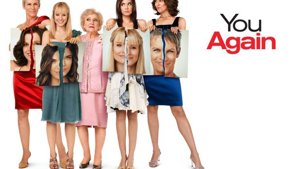 YOU AGAIN - Artwork © Touchstone Pictures.  All rights reserved