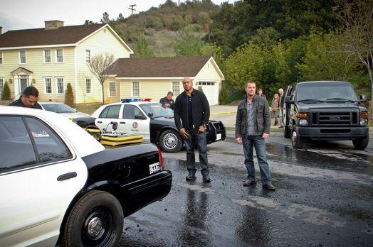 Navy CIS: L.A. - Ein neuer Fall wartet auf Callen (Chris O'Donnell, M.r.) und...
