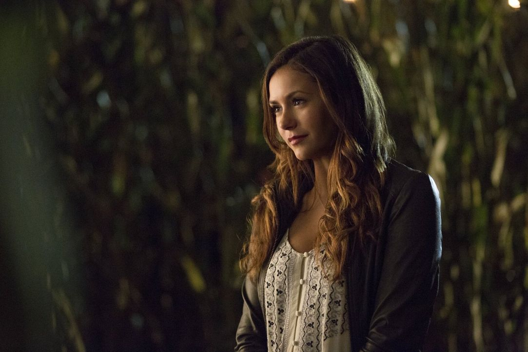Kann Elena (Nina Dobrev) noch helfen, als ein schrecklicher Unfall für einen von ihnen alles ändern könnte? - Bildquelle: Warner Bros. Entertainment, Inc