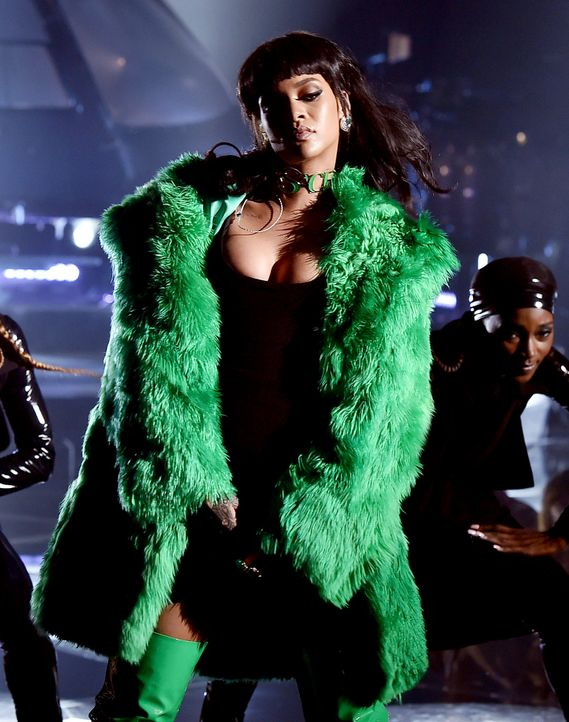 Rihanna-150329-getty-AFP - Bildquelle: getty-AFP