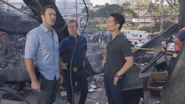 Hawaii Five-0 - Hawaii Five-0 - Staffel 7 Episode 13: Mahalo, Max