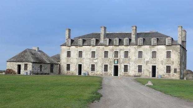 Ein Herrenhaus in Irland beherbergt wertvolle Kunstwerke, bis Diebe eines Tag...