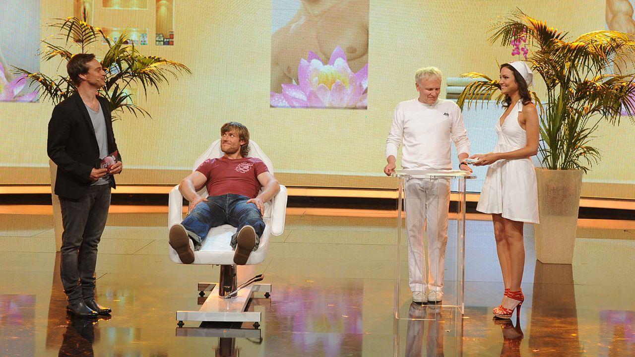 Mein-Mann-kann-Hochzeitsspecial-17082012-59-Willi-Weber - Bildquelle: Willi Weber SAT.1