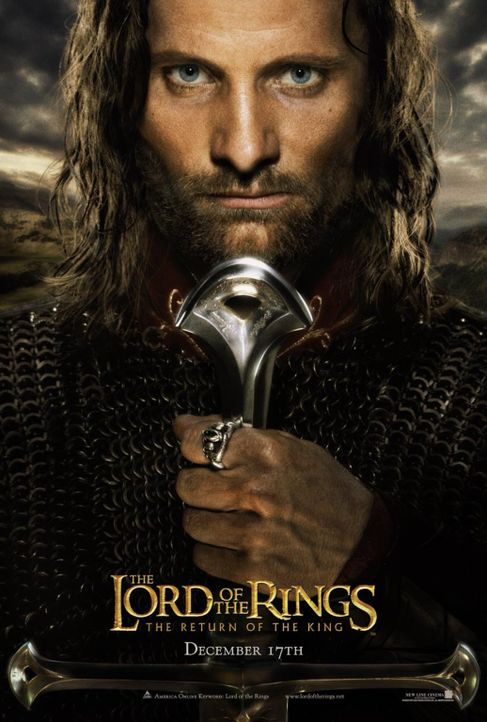 Saurons Mächte belagern die Hauptstadt von Gondor. Das Schicksal von Mittelerde liegt in den Händen von Aragorn (Viggo Mortensen). Doch ist er auch... - Bildquelle: Warner Bros.