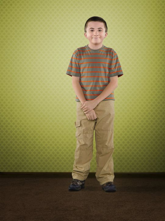 (5. Staffel) - Er ist intelligent und gebildet, hat aber Probleme sich mit anderen Kindern anzufreunden: Brick (Atticus Shaffer) ... - Bildquelle: Warner Brothers