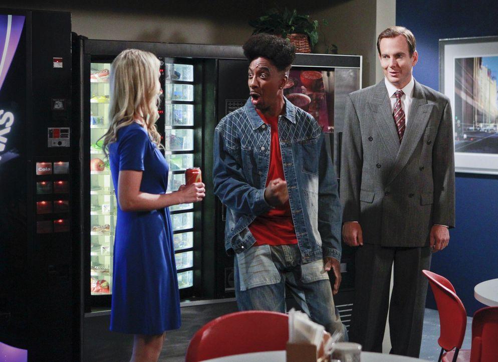 Nach und nach erkennt Nathan (Will Arnett, r.), dass er Ray (J.B. Smoove, M.) in der Vergangenheit kein guter Freund war ... - Bildquelle: 2014 CBS Broadcasting, Inc. All Rights Reserved.