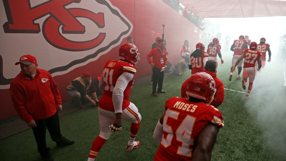 aca5aedde Bei NFL-Rekord  Lebenslang Ketchup für Quarterback Mahomes