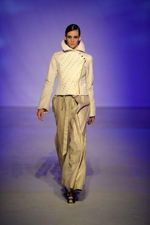 GNTM-Stf09-Epi02-Fashion-Show-49-ProSieben-Oliver-S - Bildquelle: ProSieben/Oliver S.