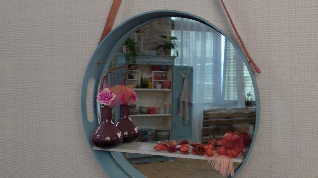regal aus tablett bauen diy anleitung aus handmade mit enie. Black Bedroom Furniture Sets. Home Design Ideas