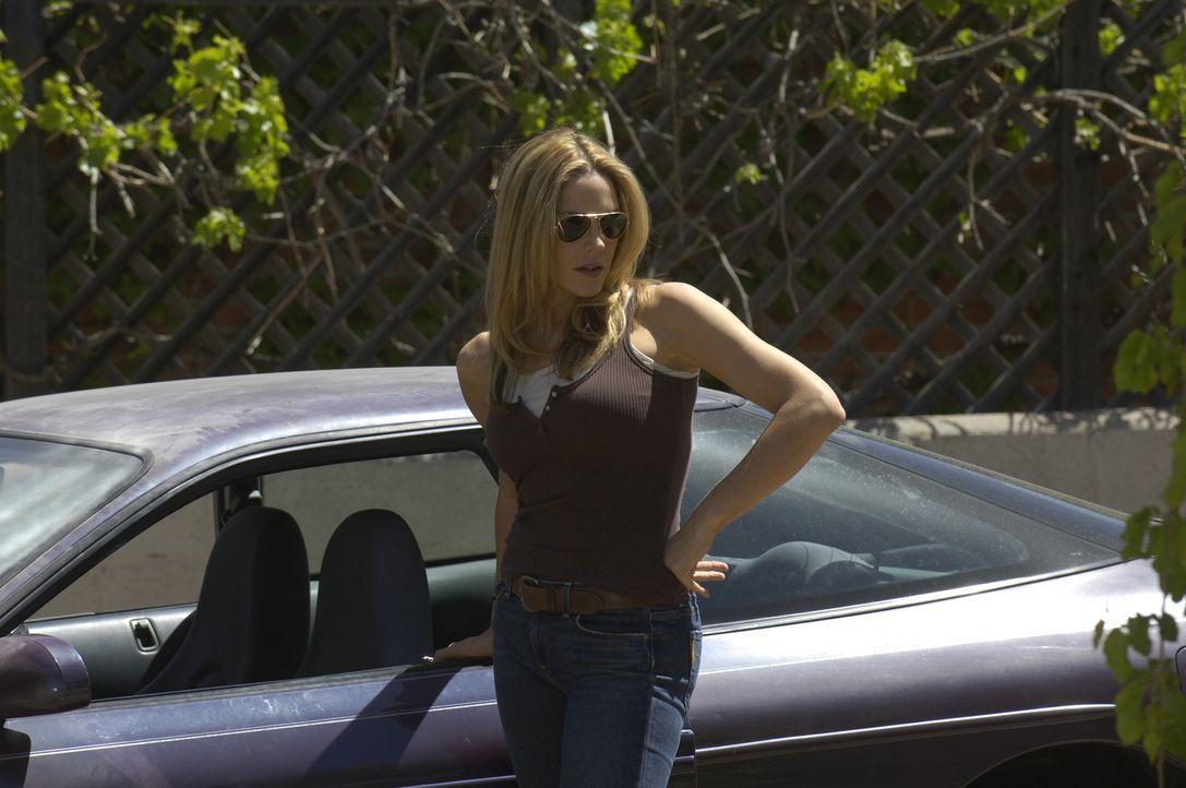 Der Sohn des Mafia-Gangsters Frankie Santoro wird ermordet. Mary (Mary McCormack), die die Familie im Zeugenschutzprogramm betreut, fühlt sich schul... - Bildquelle: USA Network